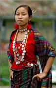 Traditional Dress of Arunachal Pradesh
