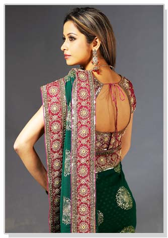 indian blouse | saree blouse designs | blouse neck designs | sari