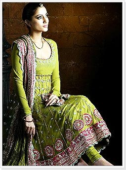 Celebrating Festivities with Anarkali Suits