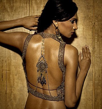 jewelled-back-neck