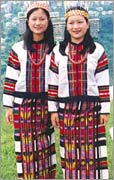 Traditional Dresses of Mizoram