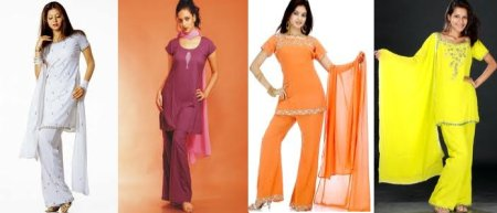 Parallel Salwar Collection