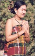 Traditional Dresses of Tripura