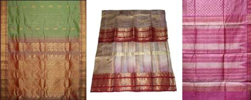 Tussar Silk Sarees Collection