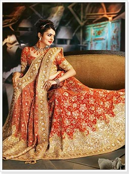 Indian Wedding Bridal Lehenga