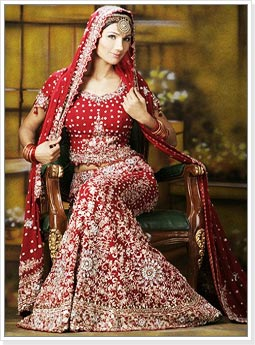 Indian Wedding Bridal Dresses, Indian Wedding Lehenga, Indian ...